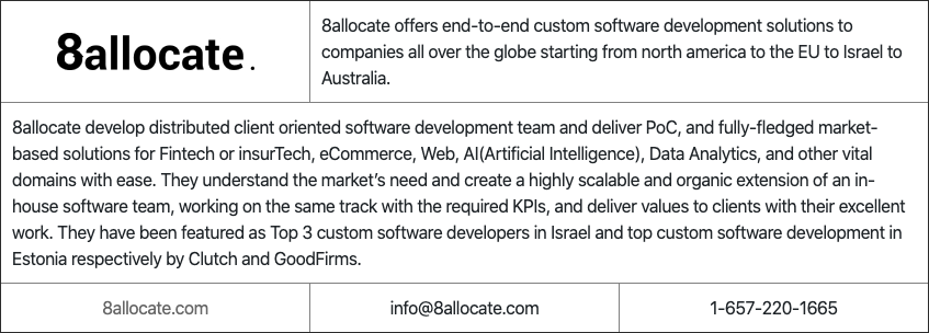 Screenshot 2020 04 21 at 13.32.25 - 8allocate Mentioned As One Of The Best Software Development Companies In 2020